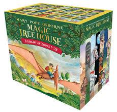 Amazon.com: Magic Tree House Boxed Set, Books 1-28 (8580001055886 ...