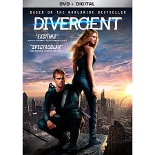 Divergent (Includes Digital Copy) (dvd_video) : Target